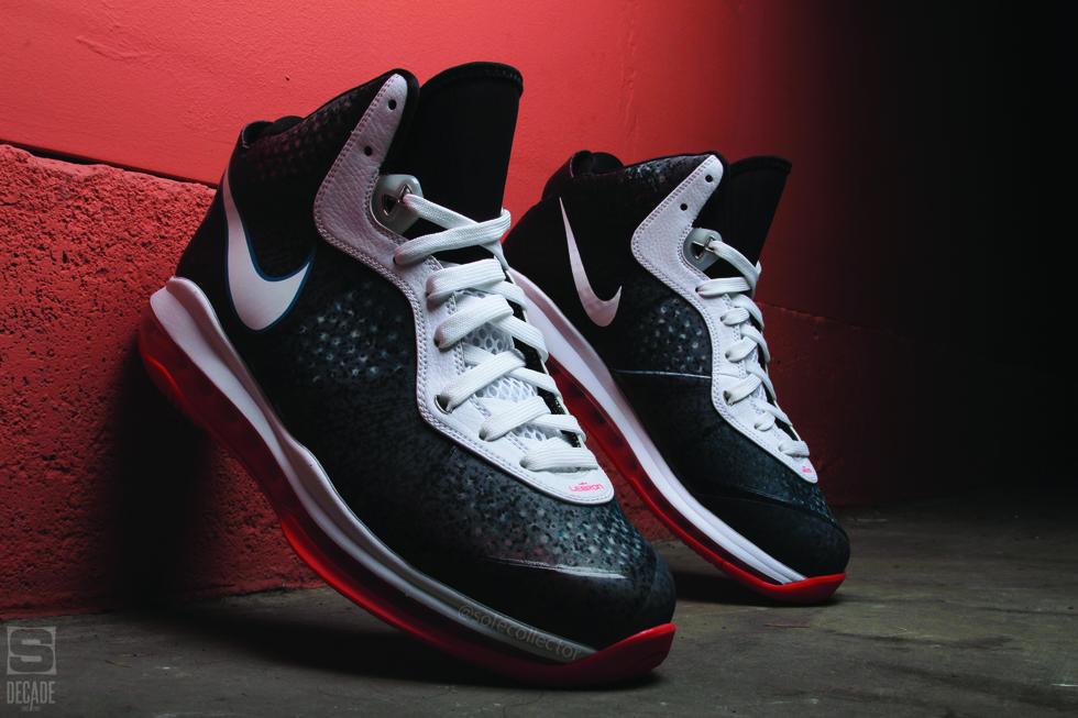 los angeles 5dd7c f35ed Issue 40    Nike LeBron 8