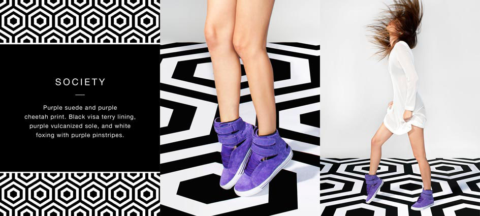 Supra Women's Footwear Fall 2012 Lookbook (6)