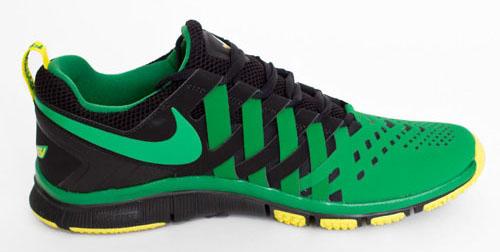 Nike Free Trainer 5.0 Oregon Ducks Away 621936-037 (3) 978be7dbbf