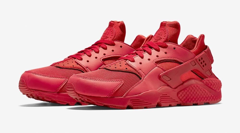 Nike s All-Red Air Huarache Is Coming Soon  02fac0b8110c