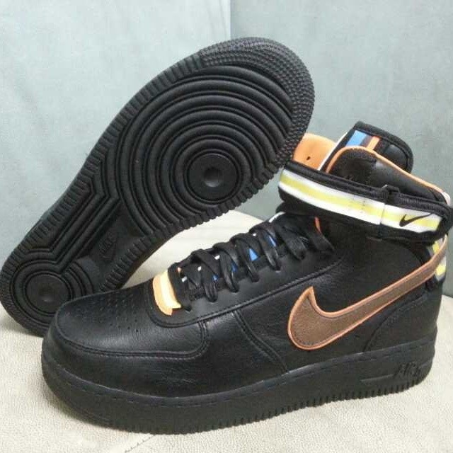 Nike + R.T. Air Force 1 Black Collection (5)