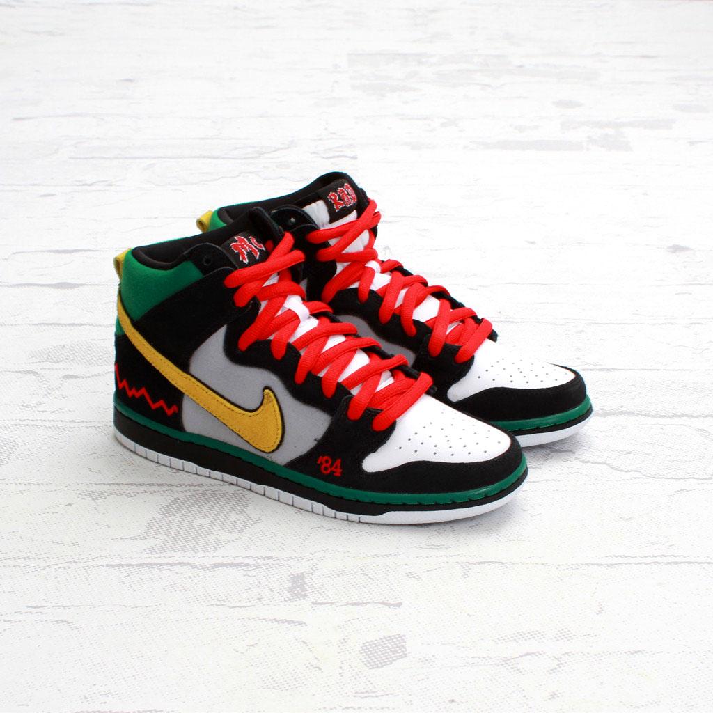 huge discount 56a09 dcabf Nike SB Dunk High Pro