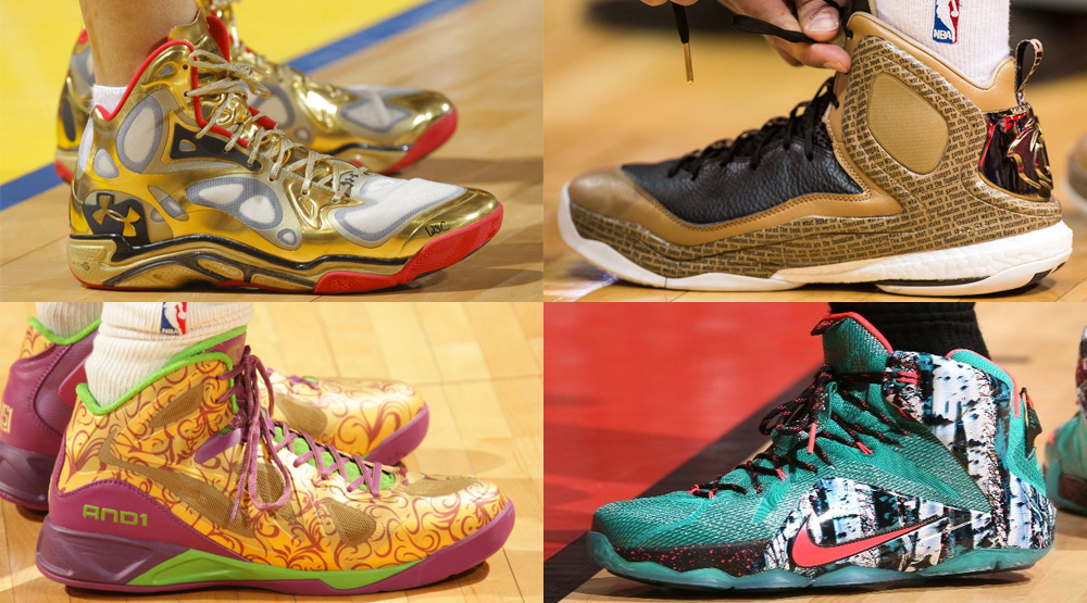 b8cfeba0fb8 New Rules  Breaking Down the NBA s Sneaker Policy