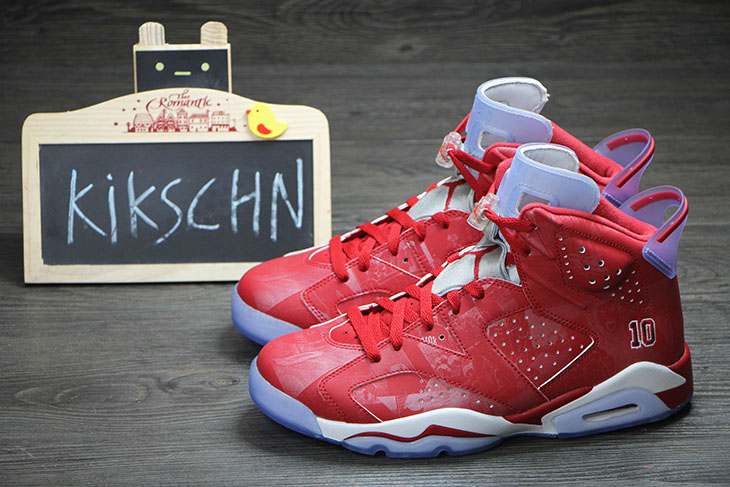Air Jordan VI 6 Slam Dunk 717302-600 (2)