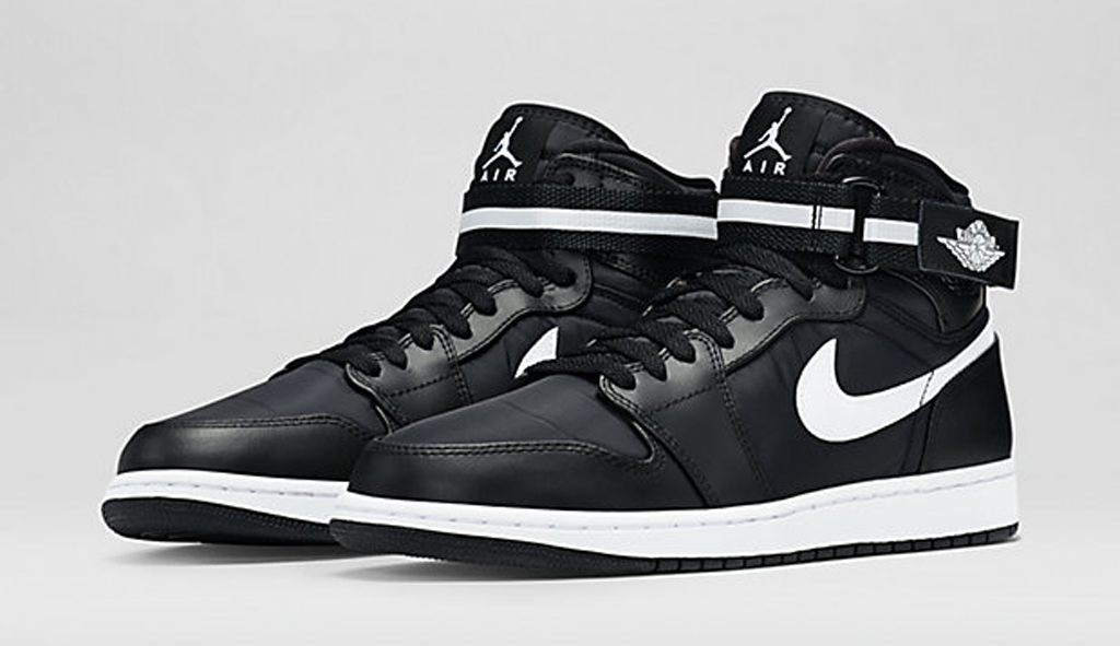 Jordan Brand goes with a classic approach for this upcoming Air Jordan 1  Retro High Strap. 0a9861e8701f