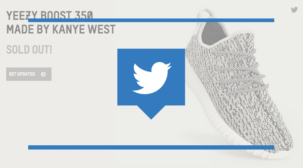 Twitter Reacts to the adidas Yeezy 350 Boost Release