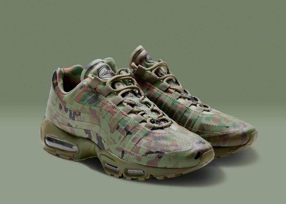 Nike Air Max 95 Army Green