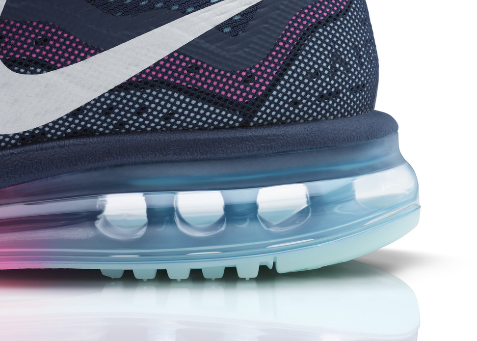 Nike Womens Air Max 2014 two tone Air