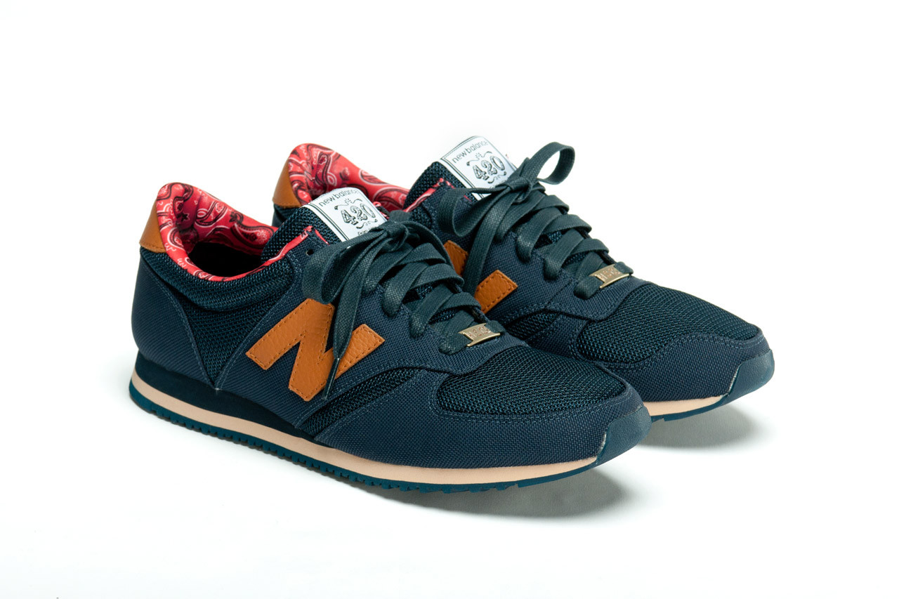 herschel supply co. x new balance 420