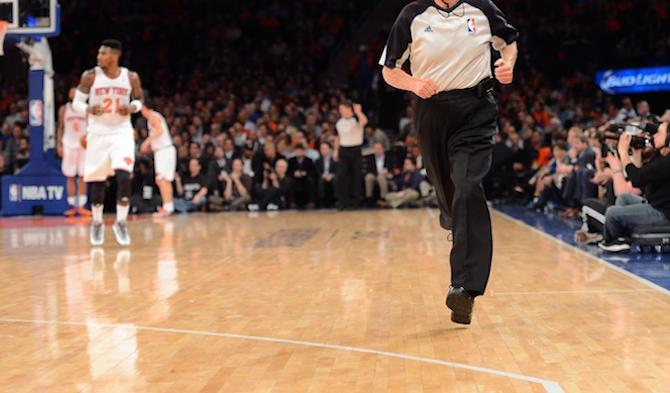NBA Referees Have a Harder Time Buying