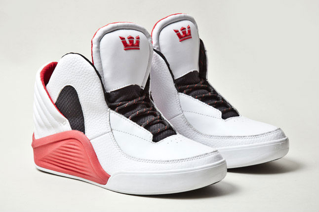 Lil' Wayne x SUPRA Chimera White Red (4)