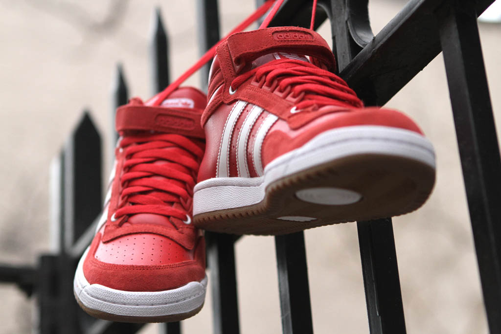 adidas Originals Concord Spring 2012 Red (2)