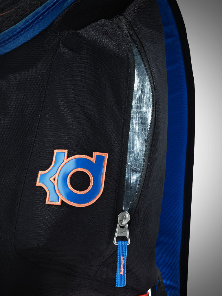 Kevin Durant's Nike Backpack: Inside Access (1)