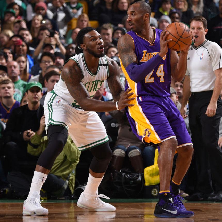 Kobe Bryant Debuts the Nike Kobe 11 in