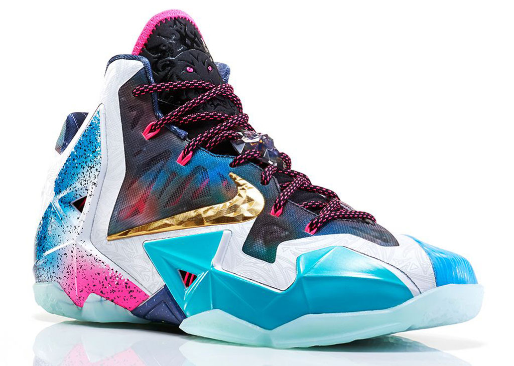 Lebron release date in Perth