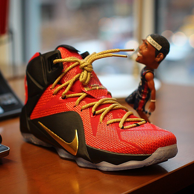 23 Awesome NIKEiD LeBron 12 Designs on Instagram  d17c55691fa5