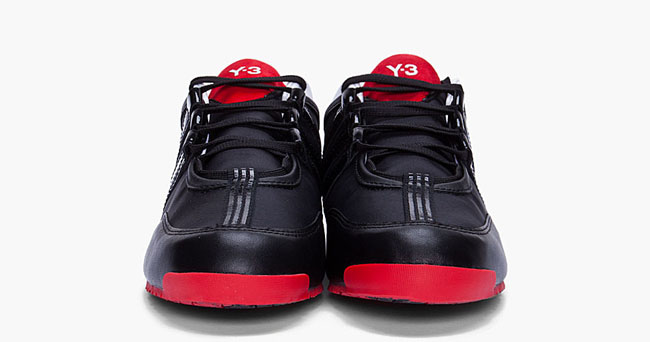 7ff0f7dac5b adidas Y-3 Boxing Classic in Black and Red