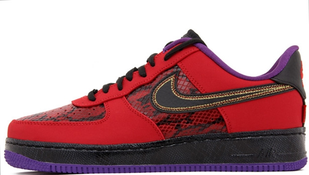 Nike Air Force 1 NG CMFT Low Year of the Snake