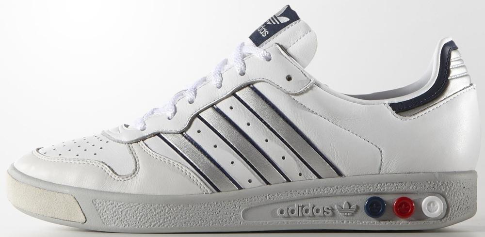 adidas Grand Slam SPZL White/Navy