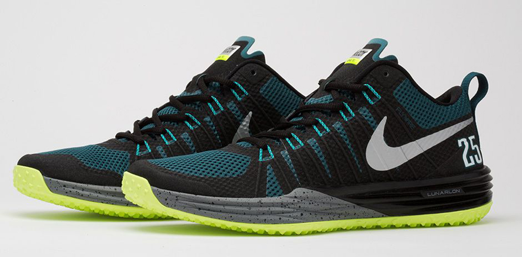 cd60782f1 Nike honors LeSean McCoy and his love for cars with this  Muscle Machine   edition of the Lunar TR1.