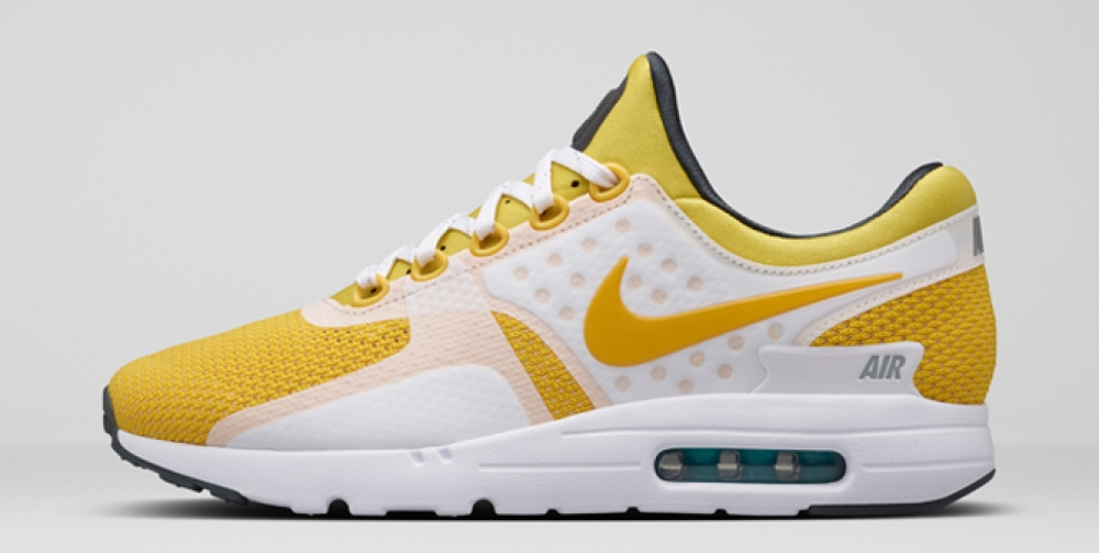 Nike Air Max Zero 'Yellow'