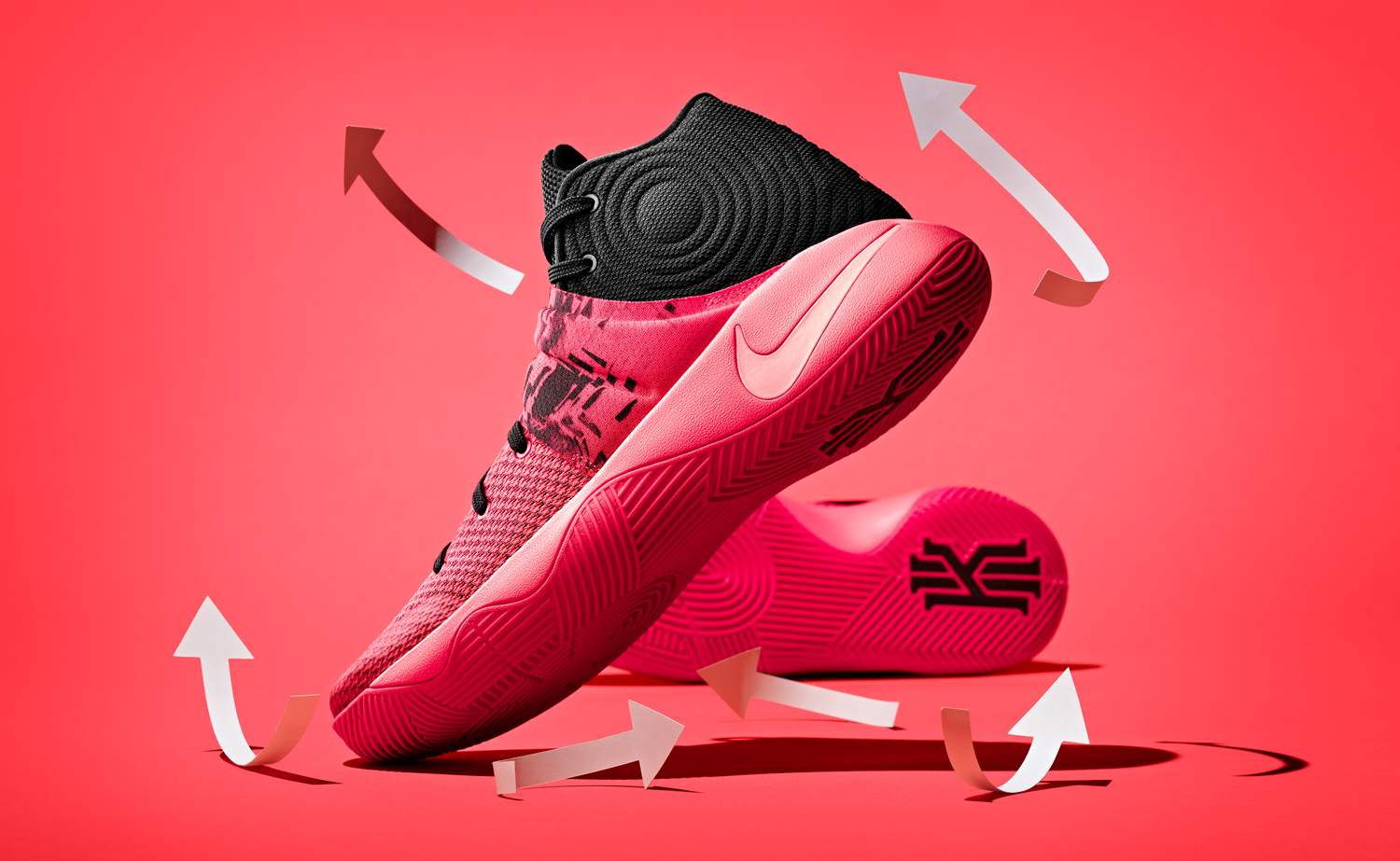 best sneakers a3757 7e89e The Science Behind the Nike Kyrie 2 | Sole Collector