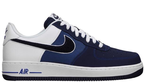 Nike Air Force 1 Low Game Royal/Blackened Blue-White