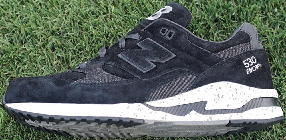 New Balance 530 Black/White