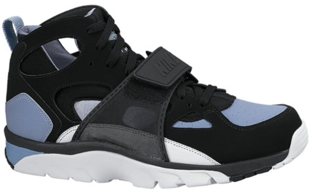 Nike Air Trainer Huarache Black/Cool Blue-White