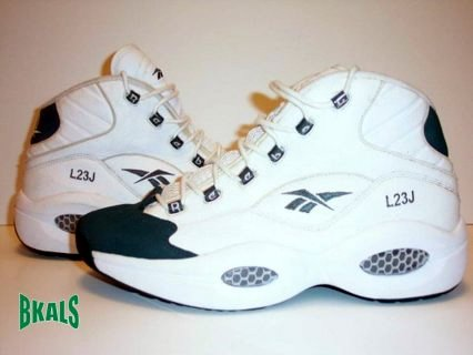 Reebok Question LeBron James PE