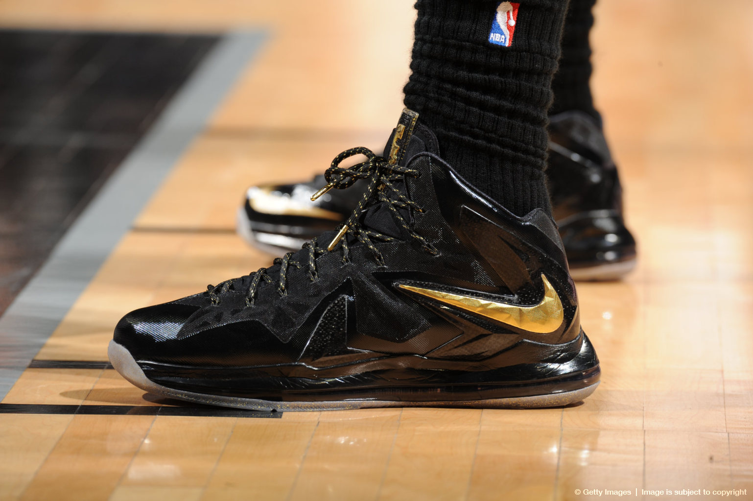 073c8b3886d31 A Look Back at All of LeBron s NBA Finals Shoes