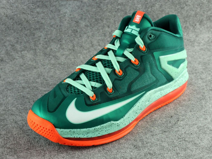 Nike LeBron XI 11 Low Biscayne Release Date 642849-313 (3)