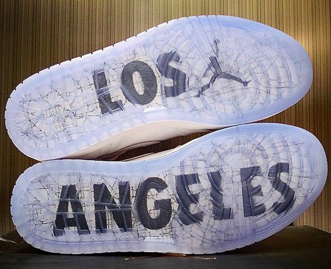 94f98ee517207c The  Los Angeles  Air Jordan 1 Is Finally Releasing