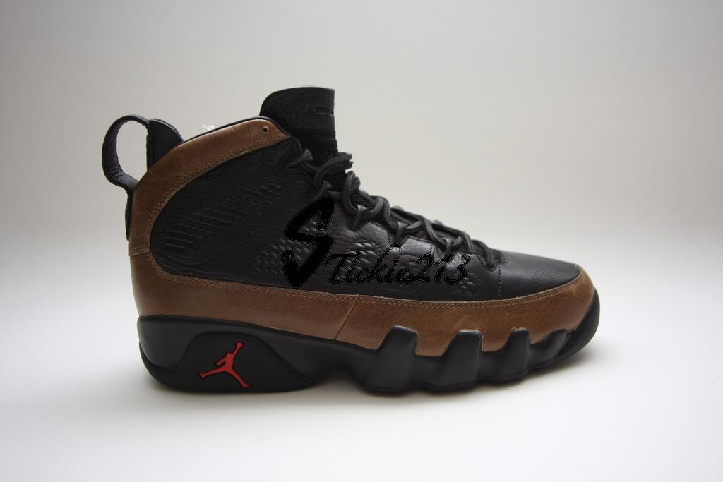 06d64c299d5273 ... Premio Bin 23  AIR JORDAN 9  Detailed look at an unreleased Air Jordan  Retro 9 sample intended for the Jordan Brand s ...