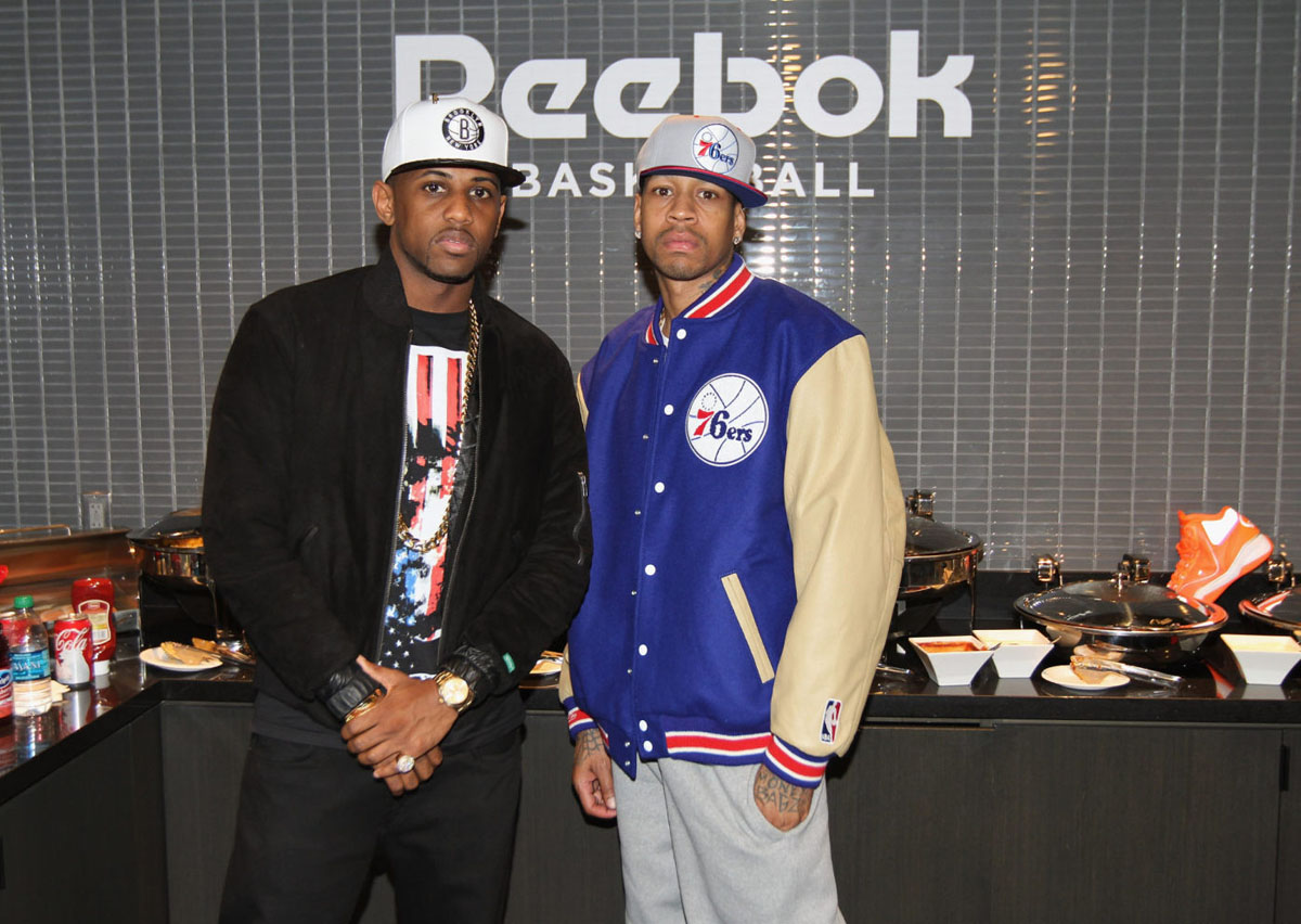 Reebok Q96 Launch Event featuring Allen Iverson // Photos (11)