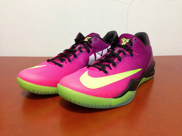 Nike Kobe 8 System Mambacurial 615315-500 (4)