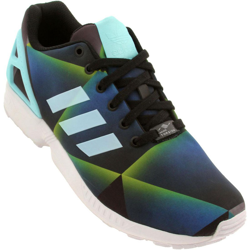Another Look At The adidas Originals ZX Flux