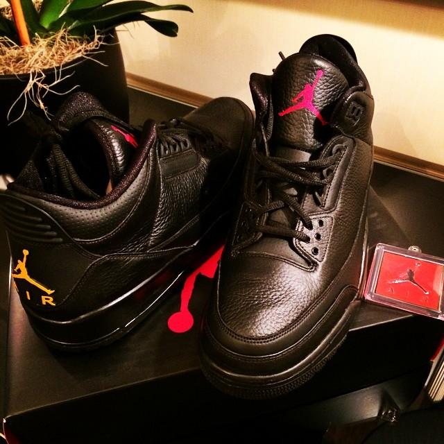 huge discount 22bcf 710c2 Air Jordan III 3 Drake vs. Lil  Wayne (1)