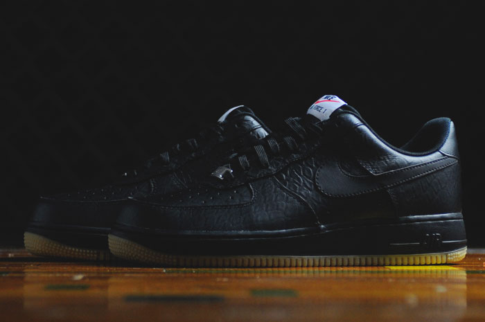 online store e04dc f713f Croc Uppers and Gum Bottoms For These Nike Air Force 1s