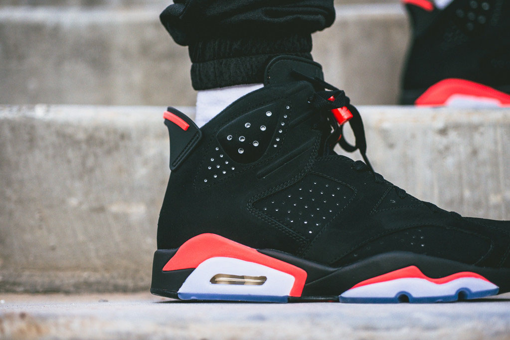 nike air max 88 chaussures - Air Jordan 6 Retro Black/Infrared 23 for Black Friday | Sole Collector