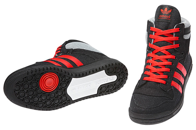 adidas Originals Decade Mid OG Materials Pack Black (3)