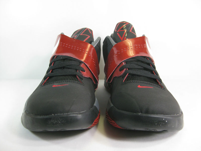 Nike Zoom KD IV - Black/White-Varsity