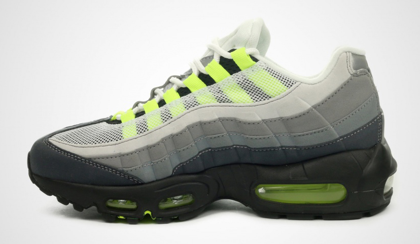 There's an OG Detail on 2015's 'Neon' Air Max 95 That You'll ...