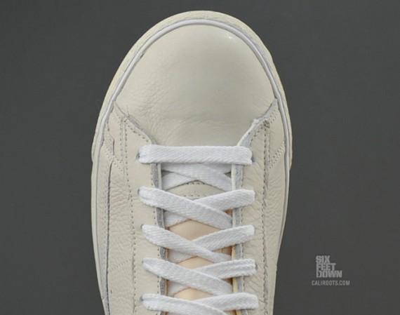 best website a0dbf 053de Nike Blazer Mid PRM - Sail Midnight Navy