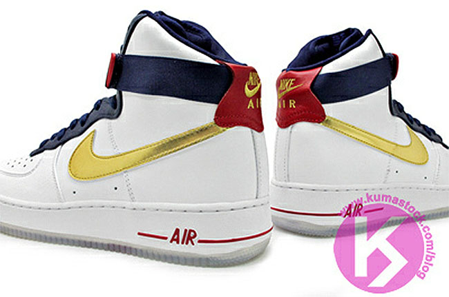 Nike Air Force De Basket-ball Usa