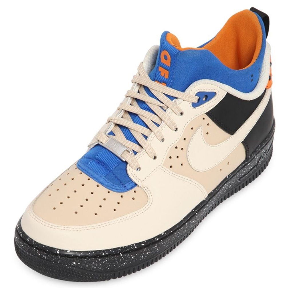 on sale 45bcd c4886 The Nike Air Force 1 and ACG Mowabb Made Love | Sole Collector