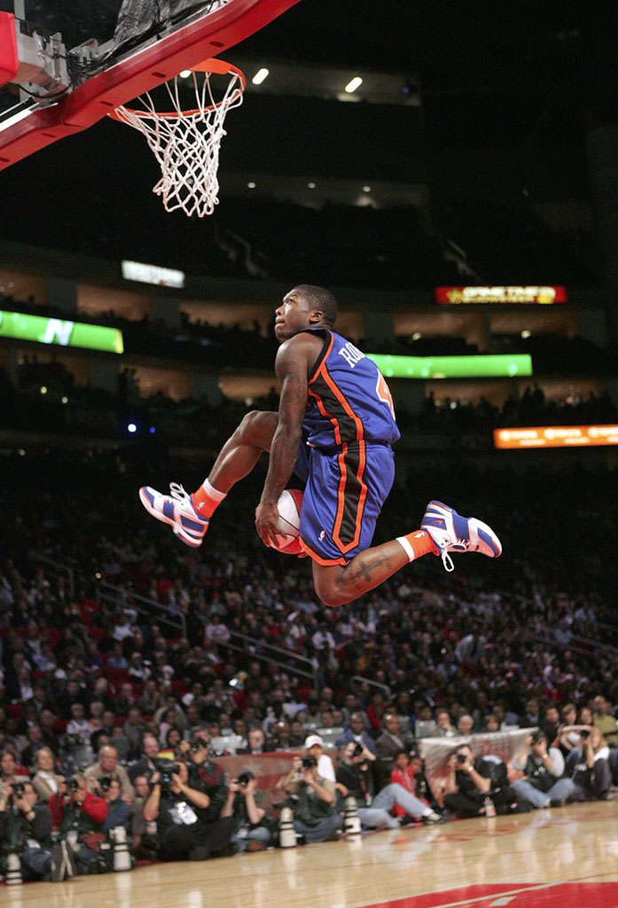 Nate Robinson Wearing Nike Air Force Specialist
