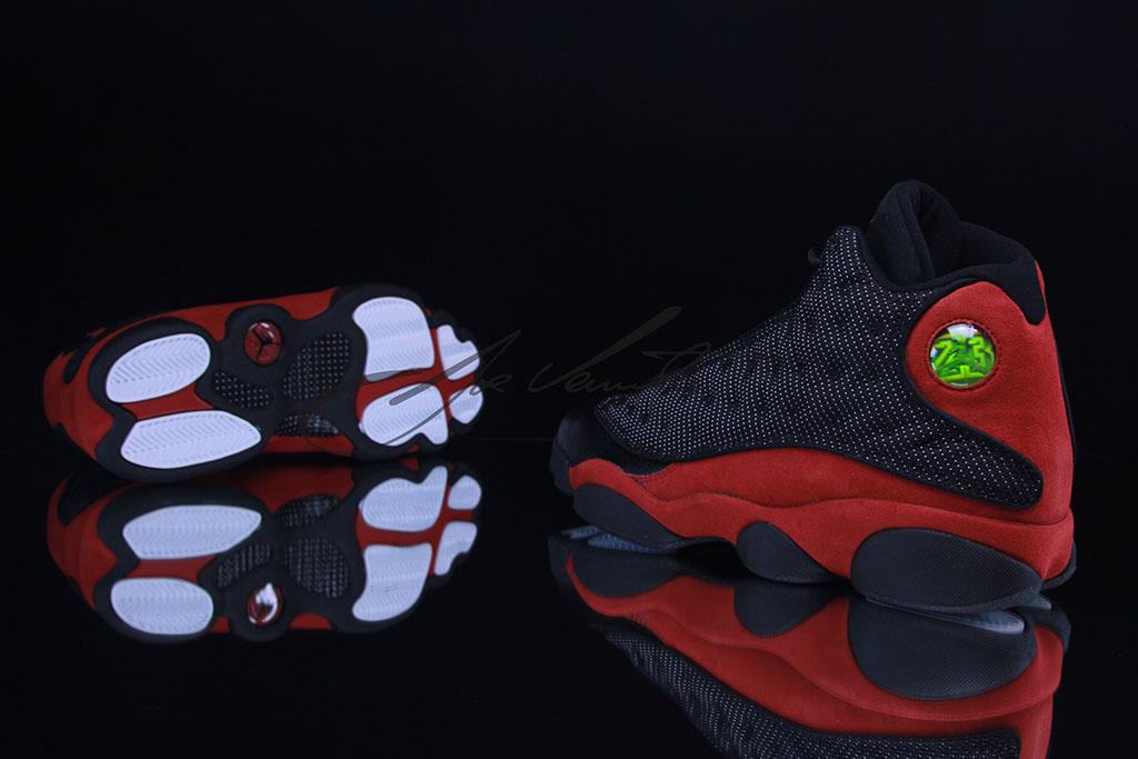 half off 9f8cc 7e016 Air Jordan Retro 13 - Black/Red   Sole Collector