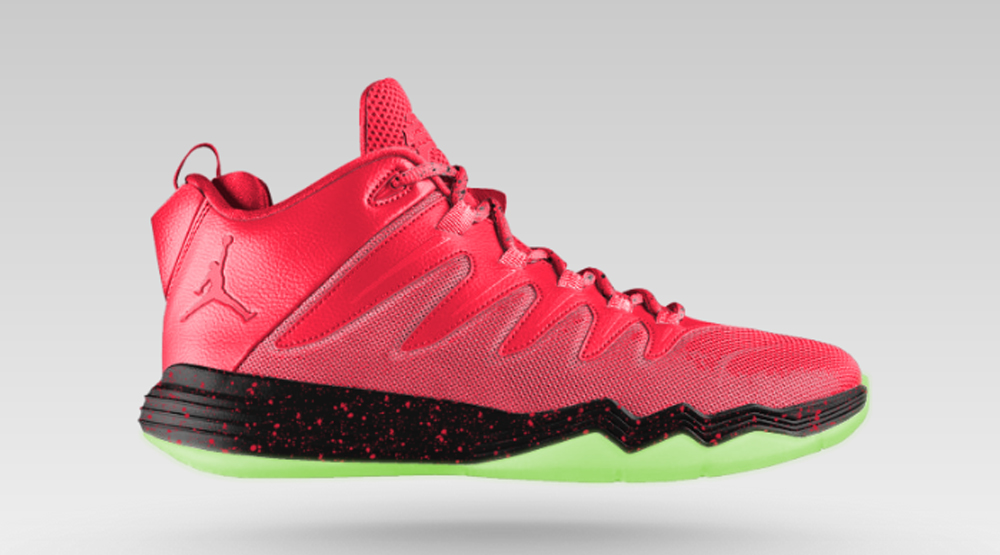 671032ecc024 You Can Already Customize Chris Paul s New Jordan Shoe