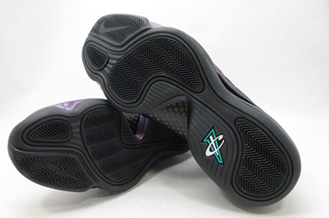Nike Air Penny V Invisibility Cloak Black Atomic Purple Teal 537331-002 (3)
